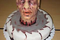 FUN ON THE NET: Weird and Creepy Cakes