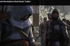 Assassin's Creed: Revelations Red Hands Трейлър [Видео]