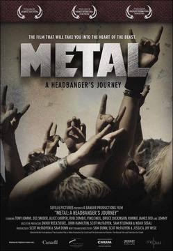 69. Metal: A Headbanger's Journey (2005)