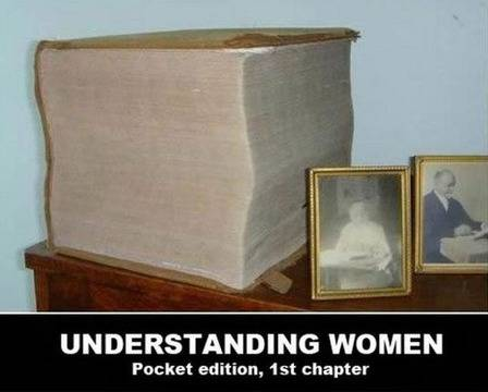 Understanding women - Share Dis LOL!
