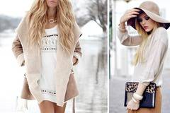 Street Style Inspiration: Sync white-beige