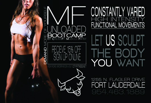 CERTIFIED CROSSFIT IN DOWNTOWN MIAMI/ FORT LAUDERDALE