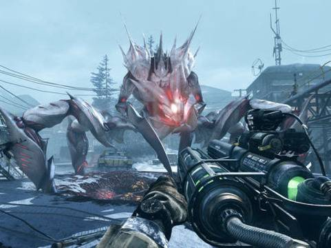 Call of Duty: Ghosts Onslaught DLC с дата за PS3, PS4 и PC