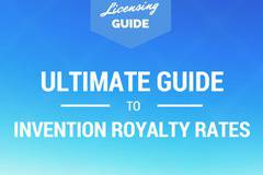 IdeaBuyer :: Patent Licensing Tips + News » Royalty Rates Made Easy – The Guide