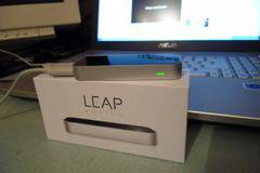 ASUS N550JK Leap Motion в действие
