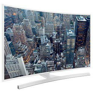 "Телевизор Smart LED Samsung, Извит, 48JU6510, 48"" (121 см), Ultra HD"