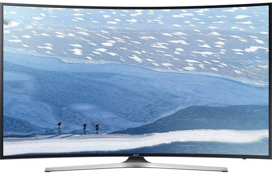 Телевизор Smart LED Samsung 49KU6172, Извит, 49″ (123 см), 4K Ultra HD