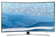 Телевизор Smart LED Samsung 43KU6672, Извит, 43″ (108 см), 4K Ultra HD