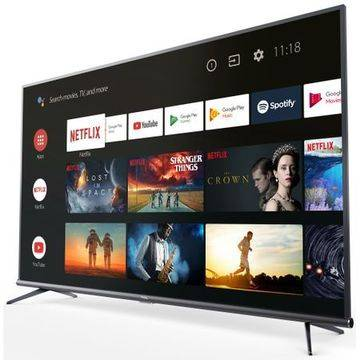 "Телевизор LED Smart Android TCL, 65"" (165 см), 65EP660, 4K Ultra HD"