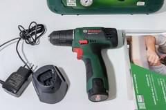 EASY DRILL 1200 BOSCH 12V LITHIUM-ION 3 YEARS WARRANTY а.С.м
