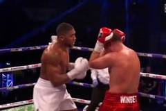 Joshua vs. Pulev knockout